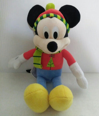 Disney Holiday Mickey Mouse Plush - We Got Character