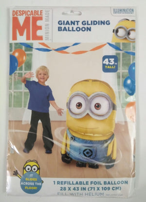 "43"" Air Walker Despicable Me Minion Balloon-We Got Character"