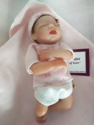 Heavenly Handsful of Love Ashton Drake Doll