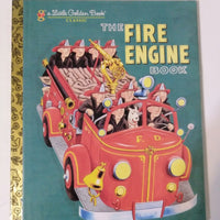 The Fire Engine Golden Book-We Got Character