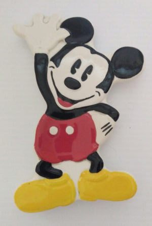 Mickey Mouse Treasure Craft Spoon Rest-We Got Character