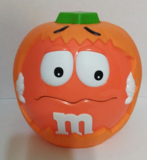 M&M's Orange Halloween Candy Dish-We Got Character