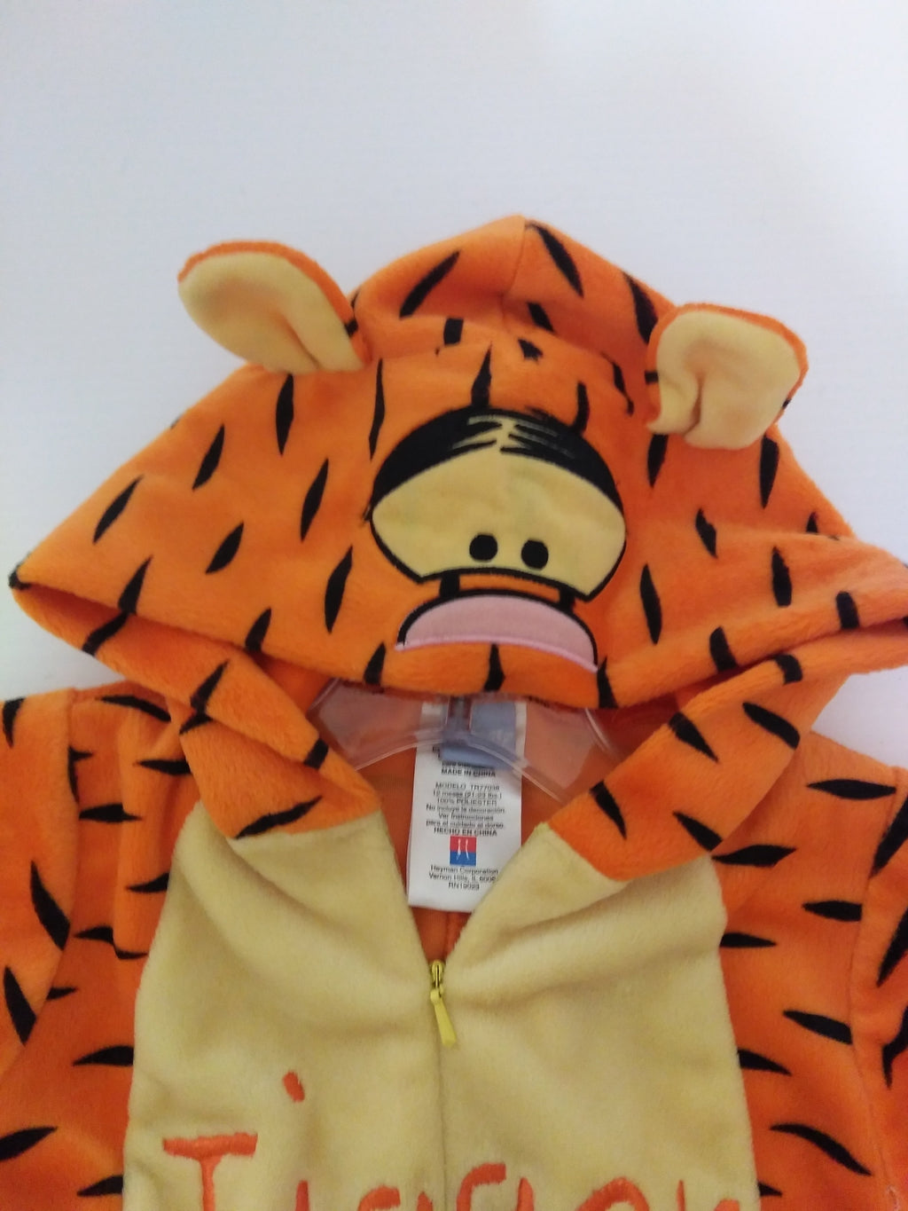 Disney Tigger Costume 12 Months-We Got Character