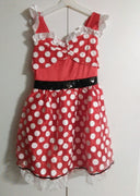 Minnie Mouse Costume Size 14/16 youth