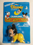 Disney Babies Wind Up Crawling Baby Mickey Mouse-We Got Character