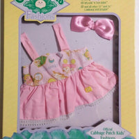 Cabbage Patch Pink Dress Outfit-We Got Character