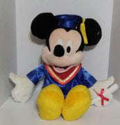 Mickey Mouse Graduation Plush-We Got Character