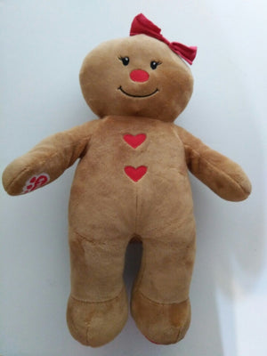 Build A Bear Gingerbread Girl-We Got Character