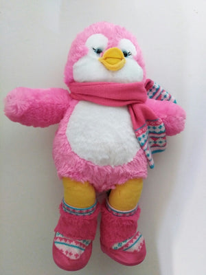 Build A Bear Pink Penguin-We Got Character