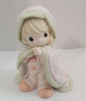 Your Love Is Just So Comforting Precious Moments Figurine-We Got Character
