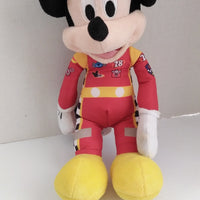 Mickey Mouse Roadster Racer Plush-We Got Character