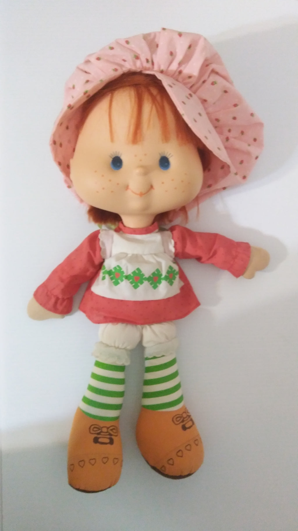 Strawberry Shortcake Big Head Doll-We Got Character