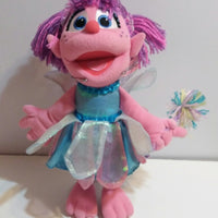 Sesame Street Abby Cadabby Plush-We Got Character
