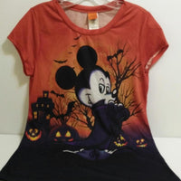 Size L/G 11-13 Mickey Mouse Halloween Shirt-We Got Character