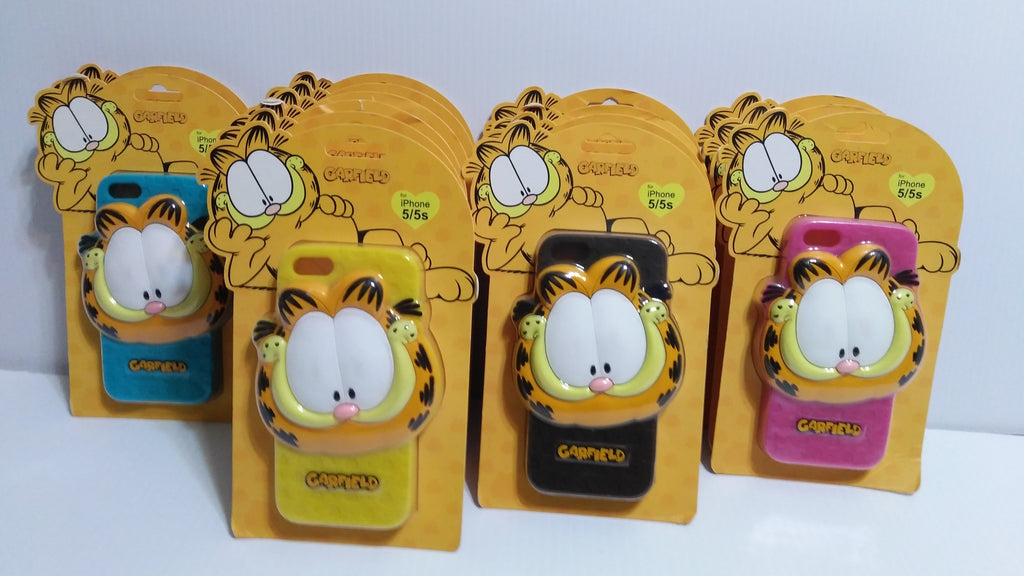 Garfield Cell Phone Covers lot of 15 iPhone 5/5s-We Got Character