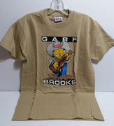 Garfield Garf Brooks T-shirt-We Got Character