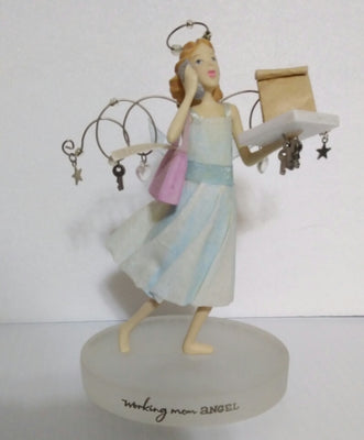 Hallmark Working Mom Angel - We Got Character