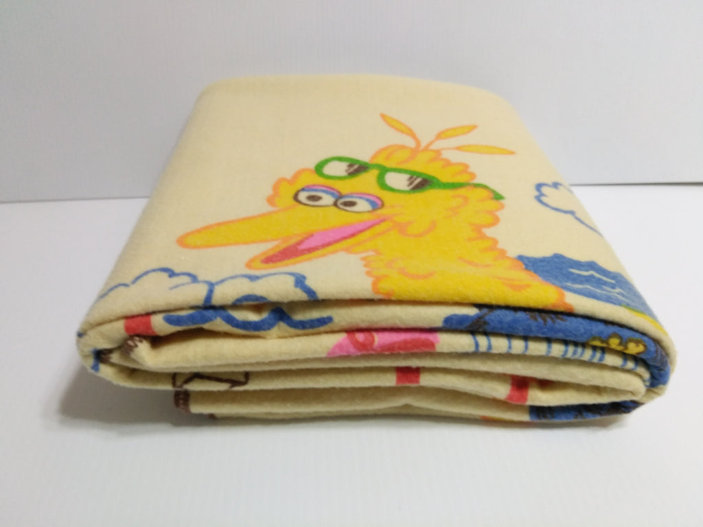 Sesame Street Chatham Blanket- We Got Character