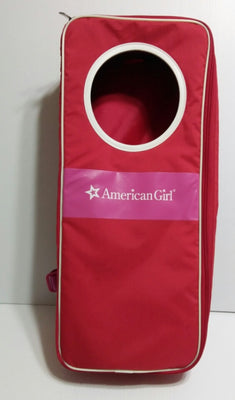 American Girl Doll Carrier- We Got Character