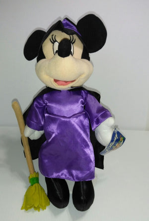 Minnie Mouse Halloween Witch Plush- We Got Character