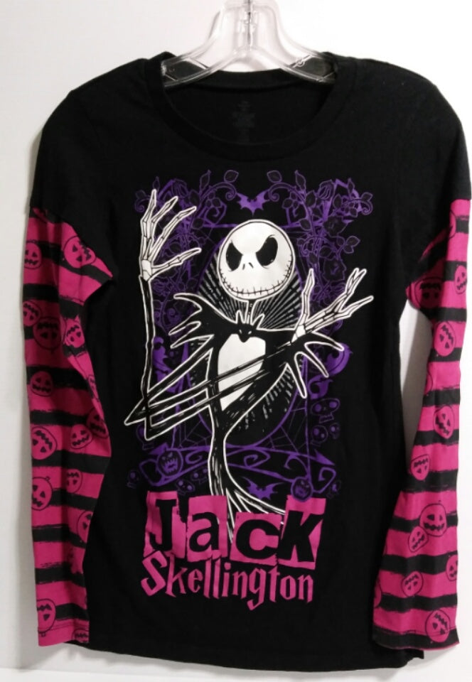 Jack Skellington Long Sleeve Shirt - We Got Character