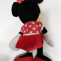 Minnie Mouse Valentine's Day Plush
