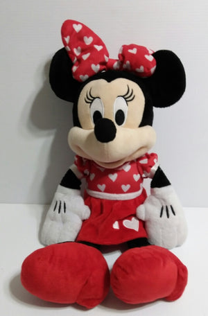 Minnie Mouse Valentine's Day Plush- We Got Character
