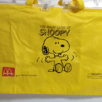 McDonald's Snoopy Bag- We Got Character