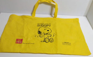 McDonald's Snoopy Bag - We Got Character
