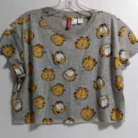 Garfield Crop Top Shirt- We Got Character
