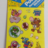 Muppet Babies Stickers-We Got Character