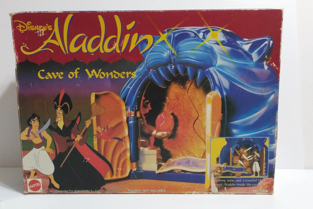 Disney Aladdin Cave of Wonder Playset-We Got Character