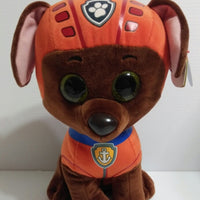 Ty Paw Patrol  Zuma Labrador Plush-We Got Character