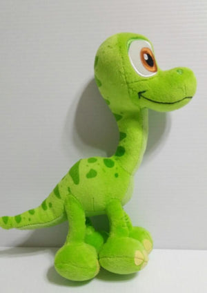 "Disney Good Dinosaur Arlo 10"" Green Apatosaurus Plush- We Got Character"