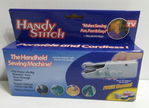 Handy Stitch- We Got Character