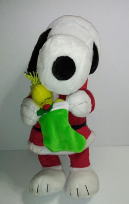 Snoopy Christmas Greeter-We Got Character