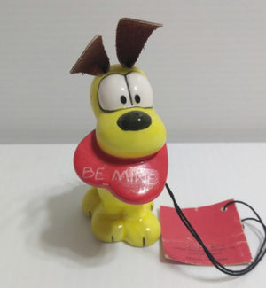 Odie Be Mine Enesco Figurine-We Got Character