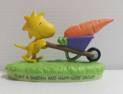 Hallmark Peanuts Gallery Plant A Garden and Happiness Grows Figurine-We Got Character