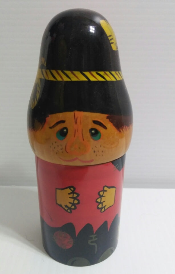 Nesting Dolls-We Got Character
