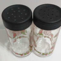 Strawberry Shortcake Salt and Pepper Shakers