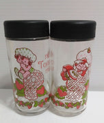 Strawberry Shortcake Salt and Pepper Shakers-We Got Character