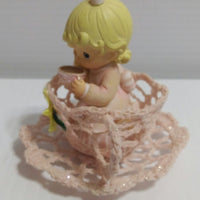 Precious Moments Tea Cup Loving Figurine-We Got Character