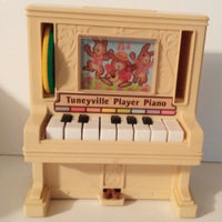 1978 Tomy Tuneyville Player Piano-We Got Character