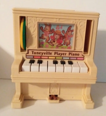 1978 Tomy Tuneyville Player Piano - We Got Character