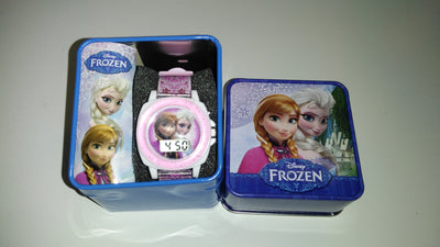 Frozen Musical Digital Watch - We Got Character