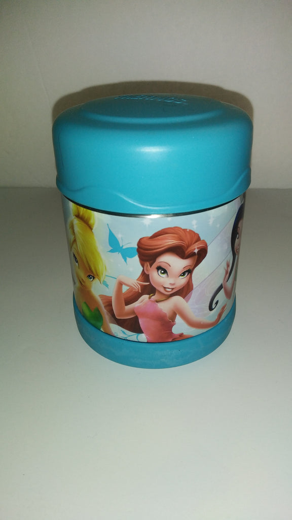 Tinkerbell Fairy Thermos Funtainer Container