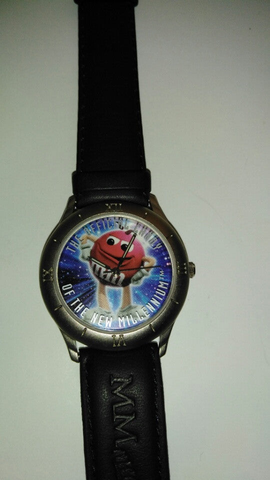 M&M Watch - We Got Character