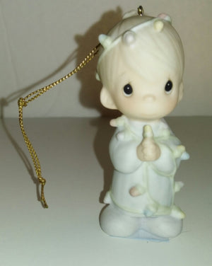 Precious Moments Christmas Lights Ornament-We Got Character