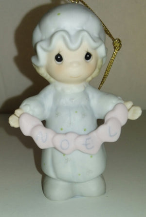 Precious Moments Ornament NOEL-We Got Character