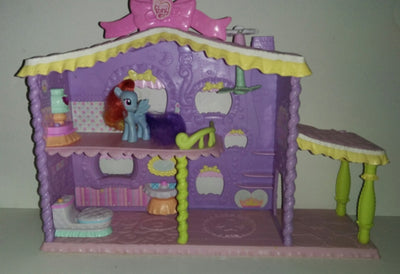 My Little Pony Newborn Baby Cuties Nursery House-We Got Character